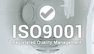 ISO9001 Registered Quality Management