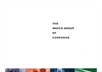 1988 Wefco group brochure thumbnail image