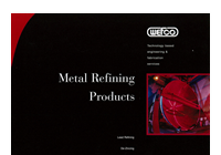 1994 Metal refining products brochure thumbnail image